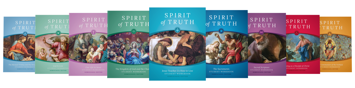 Spirit of Truth Homeschool Edition