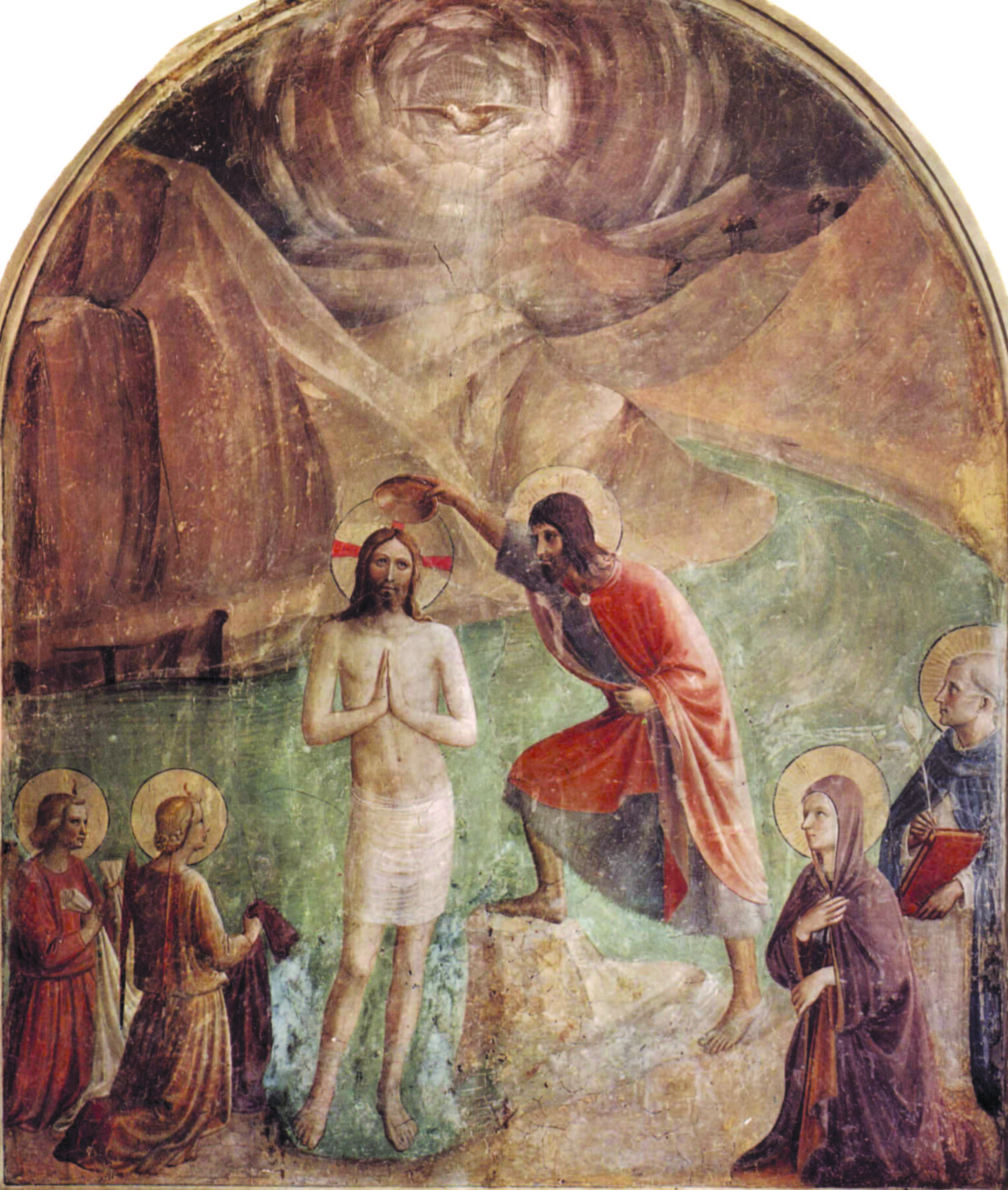 Baptism of Christ by John
