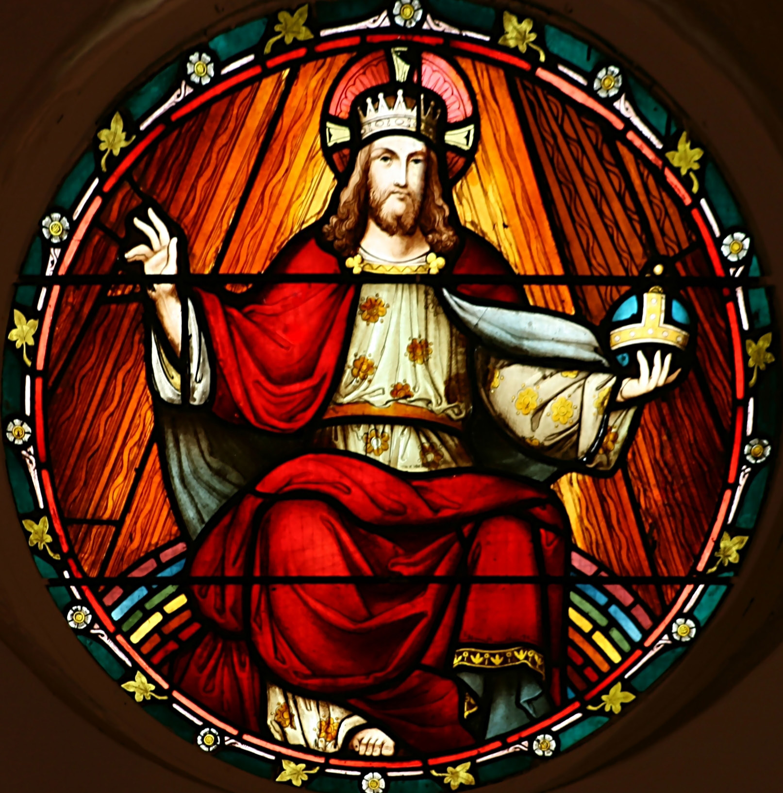 Jesus, King of Heaven