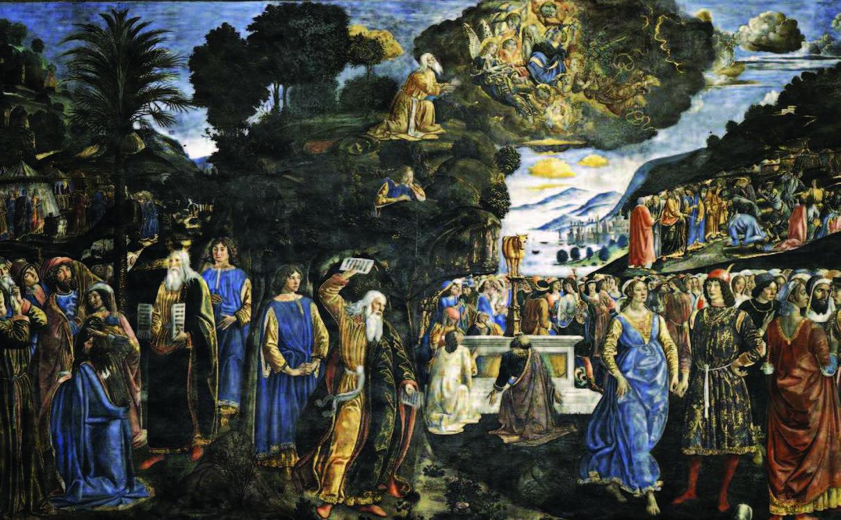 Promulgatio Legis Scripte per Moisem