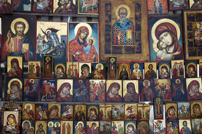 Religious Icon Collection