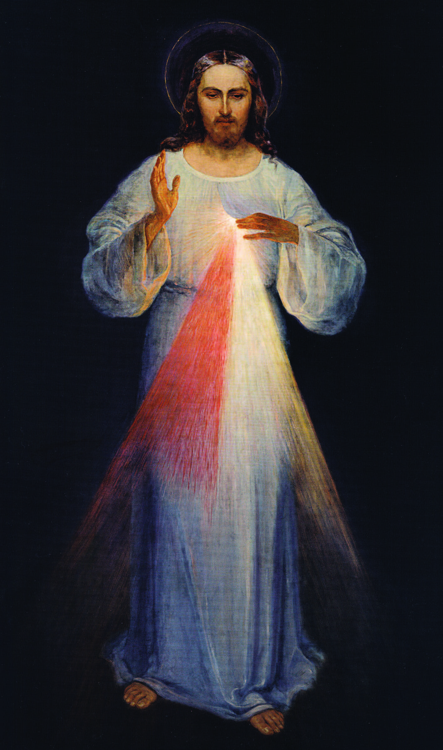 The Divine Mercy Image