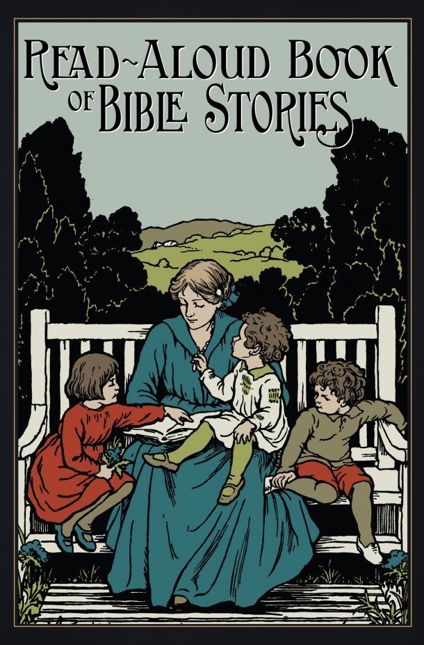 Read-Aloud Book of Bible Stories
