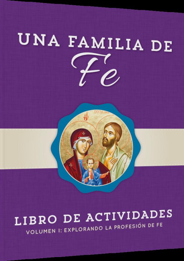 Una Familia De Fe v1 Actividades