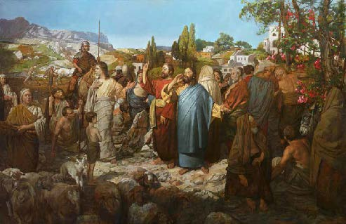 Parable_of_the_Wedding_Feast_by_Andrei_Mironov