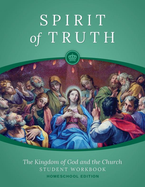 Spirit of Truth Home Edition Gr3 Student Workbook