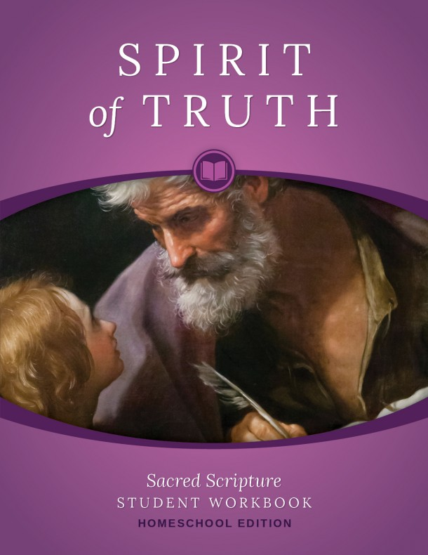 Spirit of Truth Home Edition Gr6 Student Workbook