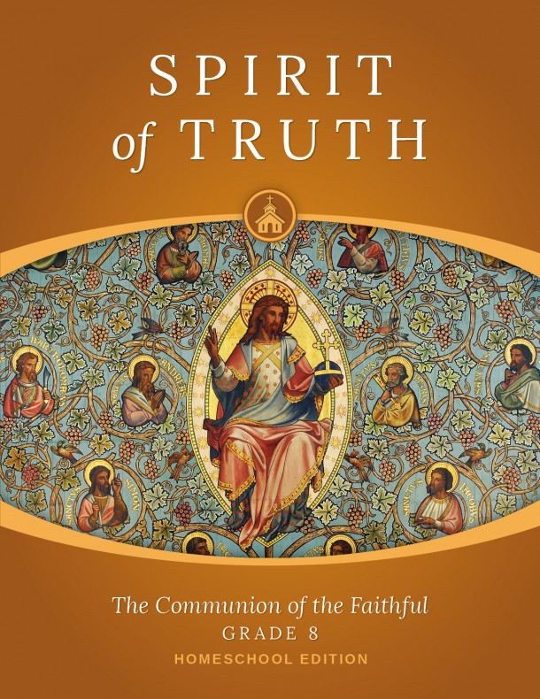 Spirit of Truth Home Edition Gr8 Parent Guide