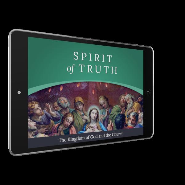 Spirit of Truth Student Gr 3 Combo (Print Book/Digital App)