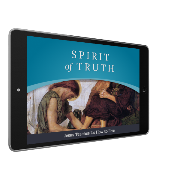 Spirit of Truth PE Student Gr 4 Combo (Print Book/Digital App)