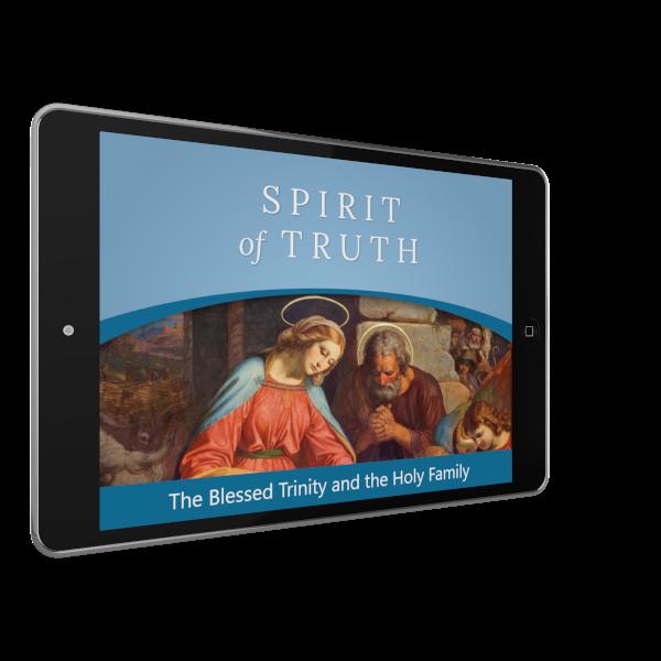 Spirit of Truth Student Gr K Combo (Print Book/Digital App)