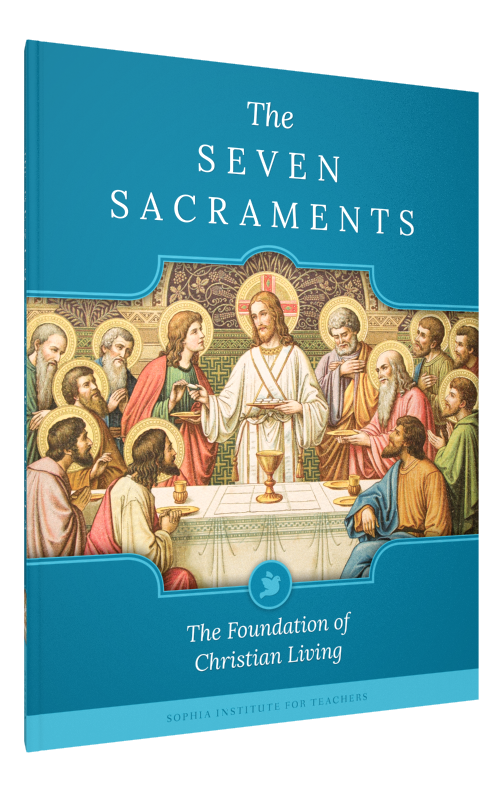 Seven Sacraments Teachers' Guide (Elem)