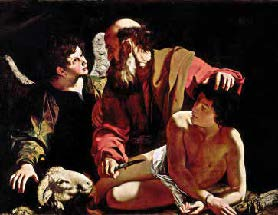 Sacrifice_of_Isaac_by_Caravaggio