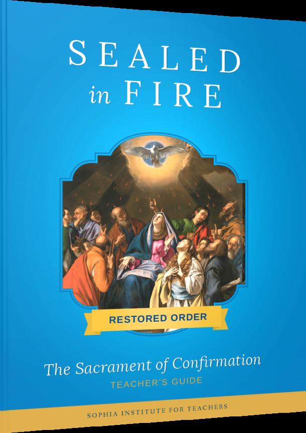 Sealed in Fire Restored Order Teacher's Guide
