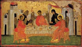 The_Hospitality_of_Abraham_Icon