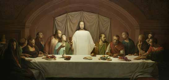 The_Last_Supper_by_Andrey_Mironov