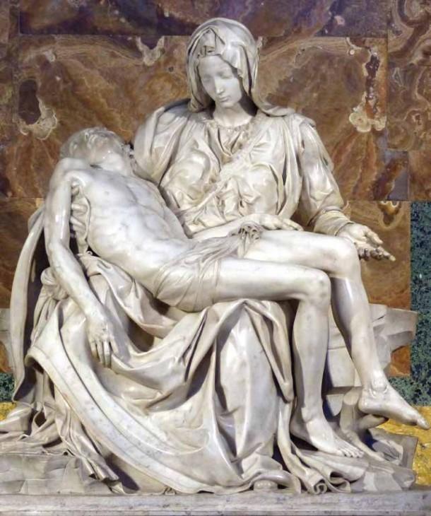 The_Pieta_by_Michelangelo