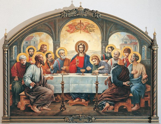 vasily_nesterenko_the_last_supper