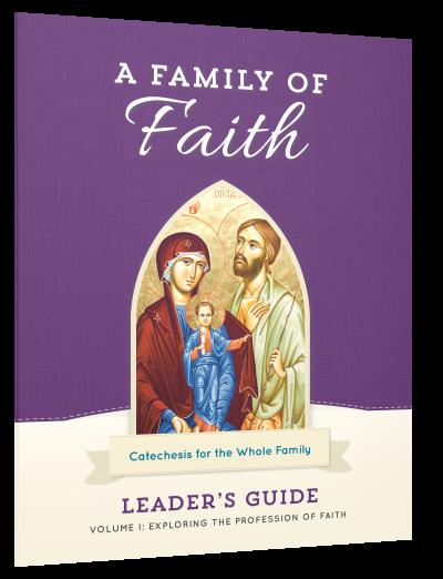 Family of Faith v1 Leader Guide