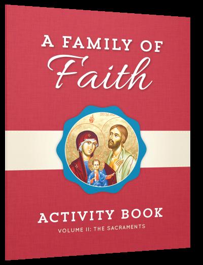 Family of Faith v2 Children Book