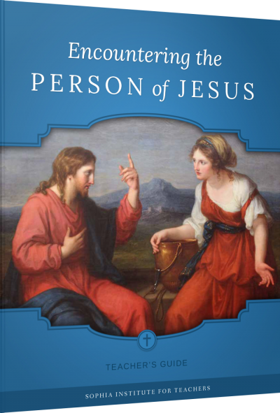 Encountering the Person of Jesus