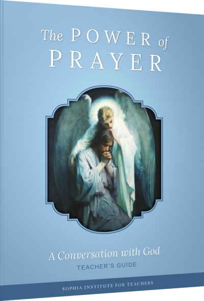 Power of Prayer Teachers' Guide