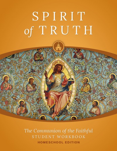 Spirit of Truth Home Edition Gr8 Student Workbook