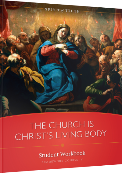 The Church is Christ's Body Student Workbook