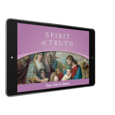Spirit of Truth Student Gr 2 Combo (Print Book/Digital App)