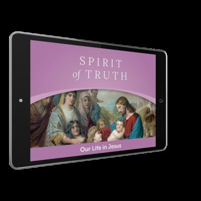 Spirit of Truth PE Student Gr 2 Combo (Print Book/Digital App)