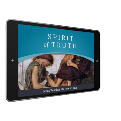 Spirit of Truth Grade 4 Digital App: Jesus Teaches Us How to Live (Parish Edition)