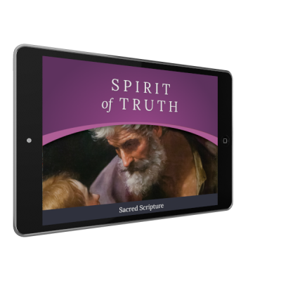 Spirit of Truth Student Gr 6 Combo (Print Book/Digital App)