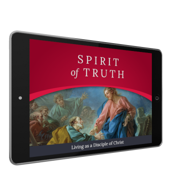 Spirit of Truth Grade 7: Living as a Disciple of Christ (Parish Edition)