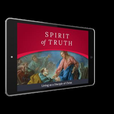 Spirit of Truth PE Student Gr 7 Combo (Print Book/Digital App)