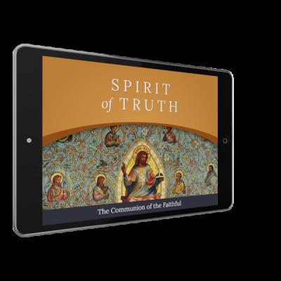 Spirit of Truth PE Student Gr 8 Combo (Print Book/Digital App)