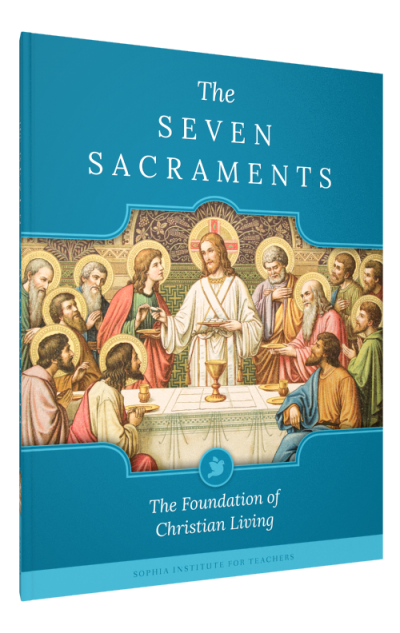 Seven Sacraments Teachers' Guide (HS)