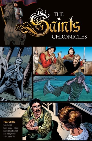 The Saints Chronicles Collection 1