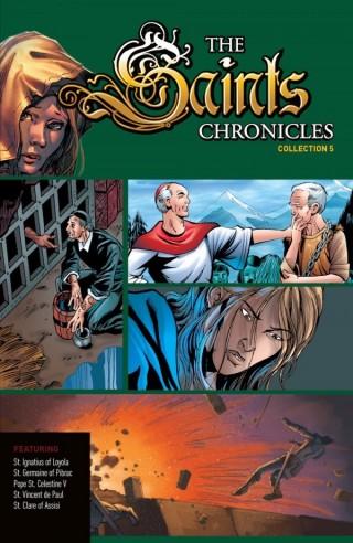 Saints Chronicles Collection 5