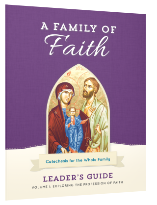 Family of Faith v1 Leader Guide