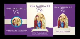 Una Familia de Fe Volumen I: La Profesión de Fe Cover Image