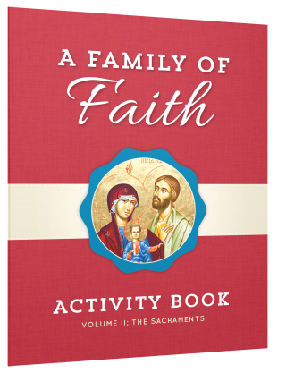 Family of Faith v2 Children Book