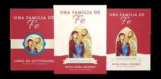 Una Familia de Fe Volumen II: Los Sacramentos Cover Image