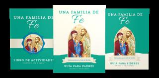 Una Familia de Fe Volumen III: Vida en Cristo Cover Image