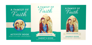 Family of Faith Volume III: Life in Christ Cover Image