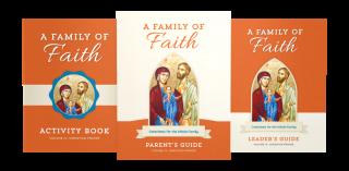 Una Familia de Fe Volumen IV: Oración Cristiana Cover Image