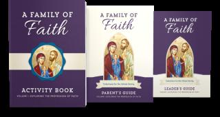 Family of Faith Volume I: The Profession of Faith Cover Image