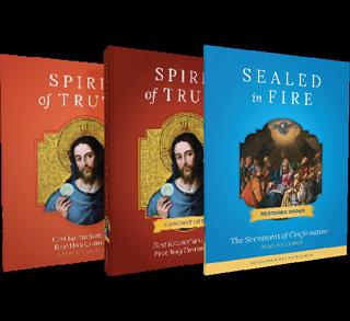 Sacramental Preparation Teacher's Guide Set