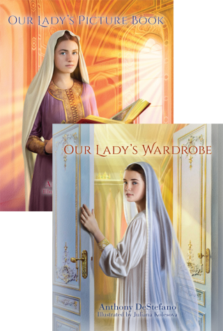 Our Lady's Picture Book Set