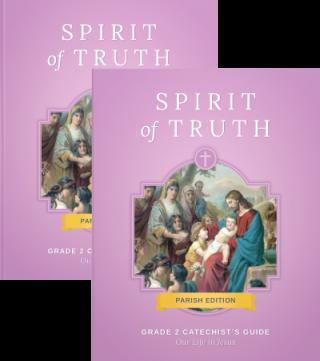 Grade 2: Our Life in Jesus (Parish Edition)