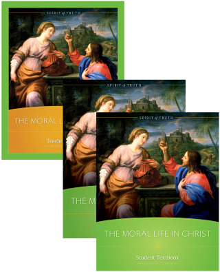 Course VI: The Moral Life In Christ